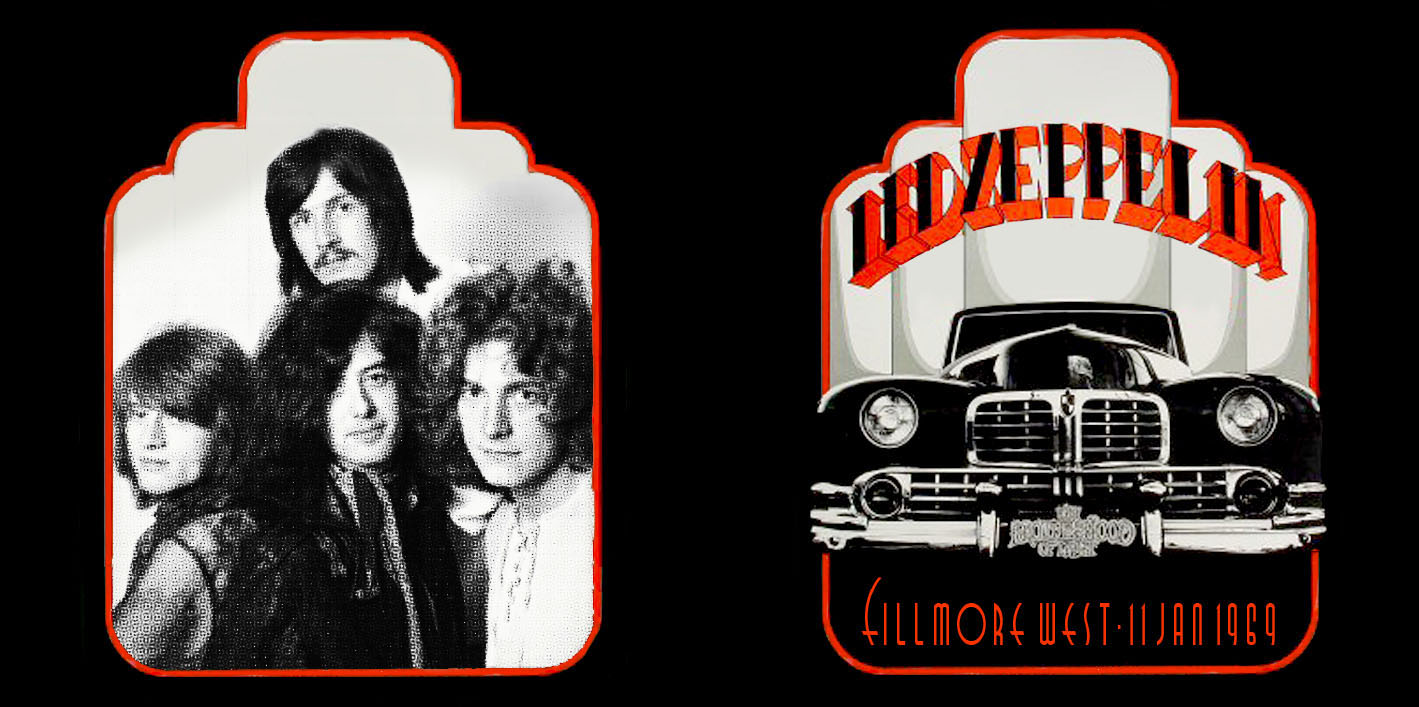 led zeppelin fillmore