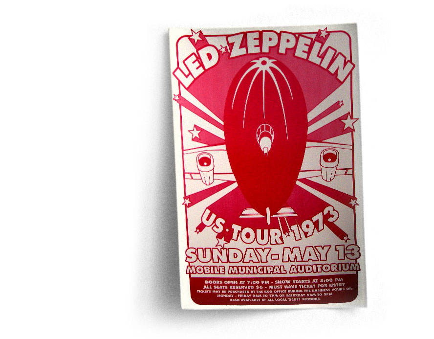 led zeppelin mobile 73