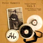 peter hammill radio tapes vol 1